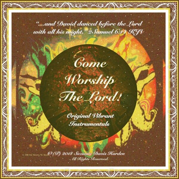Cover art for Come Worship the Lord!